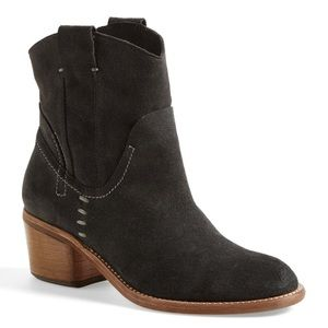 Dolce Vita Suede Graham Booties